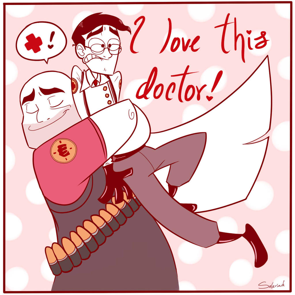 TF2: Valentine by Solariad