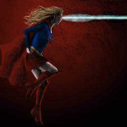 Supergirl by lynnet