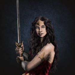 Wonder Woman by lynnet