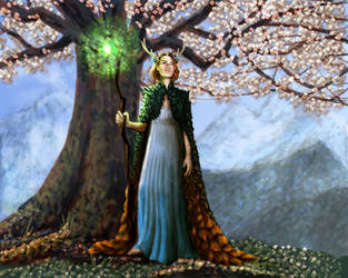Voice of the Tempest by lynnet
