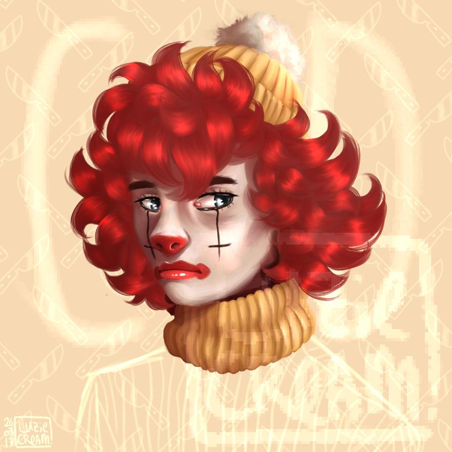 Fanart for carn.evil - CD by LuzieCream