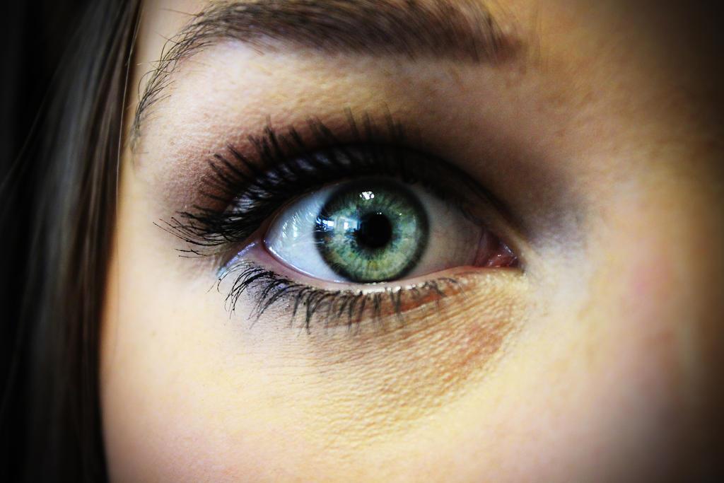 Green Eyes By Kyler47 On Deviantart