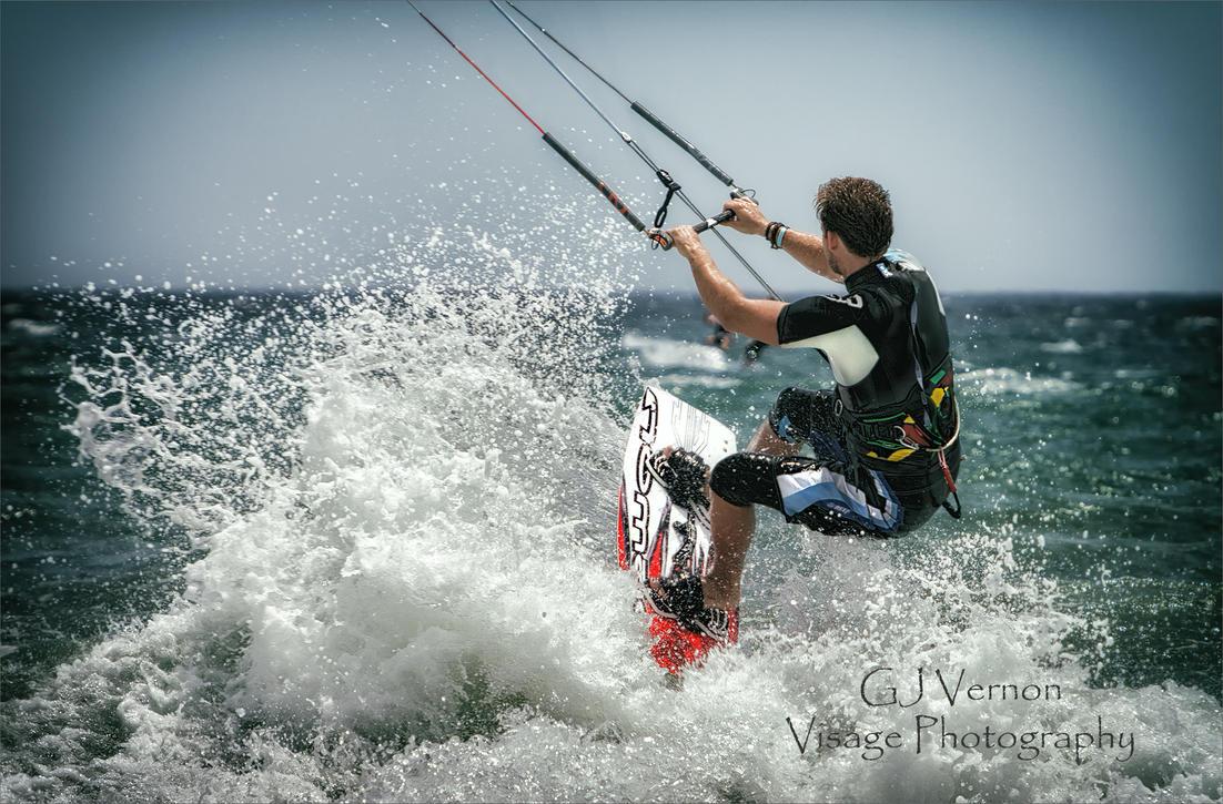 Kite Spray by GJ-Vernon