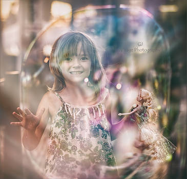 Street Bubble by GJ-Vernon