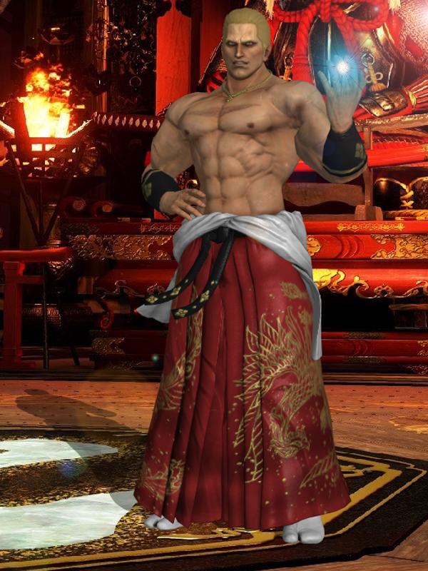 Tekken 7 Geese Howard By Burningenchanter On Deviantart