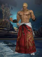 Tekken 7 - Geese Howard by BurningEnchanter
