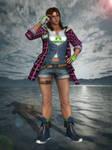 Tekken 7 - Julia Chang