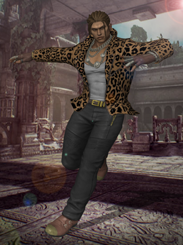 tekken 7 eddy gordo by burningenchanter on deviantart tekken 7 eddy gordo by