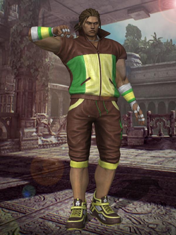 Tekken 7 Eddy Gordo Dancer By Burningenchanter On Deviantart