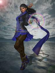 Tekken 7 - Zafina by BurningEnchanter