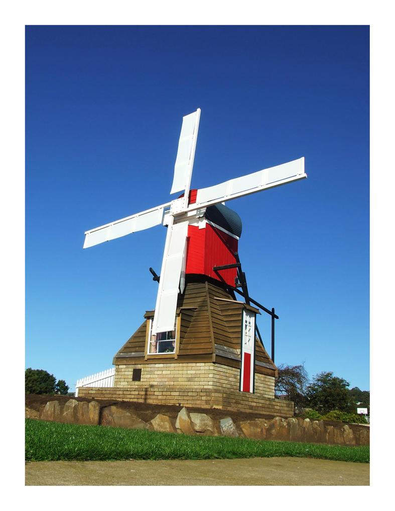 Hiscutt Park Windmill by bills2020