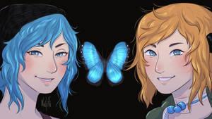 Life is Strange :: Chloe and Chloe