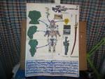 Legendary Kaizerian Warrior Jessilina 2 (Updated) by SolGravionMegazord