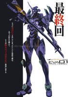 Super Evangelion Unit 01 Ballcadeias by SolGravionMegazord