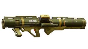 G-Force's M57 Pilum Assault Weapons