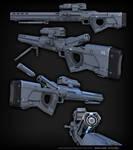 Arrowhead Sniper Assault Blaster Rifles 7