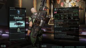 HTR-GL-12 Demolisher Grenade Blasters