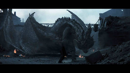 Dragons 3 by SolGravionMegazord