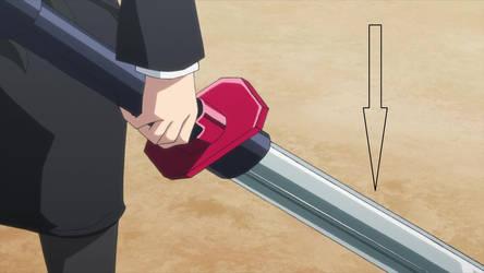 G-Force's Rekka Daizantou Photon Katana Swords 2 by SolGravionMegazord