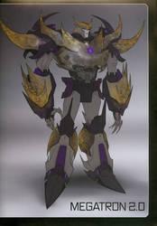 Galvatron (Megatron 2.0)