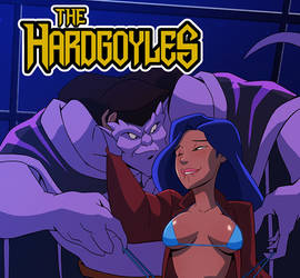 The HardGoyles is Out! by DatGuyPhil