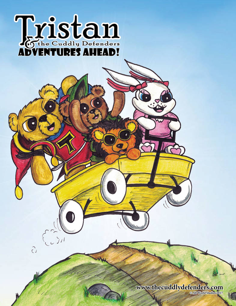 The Cuddly Defenders Adventure Ahead