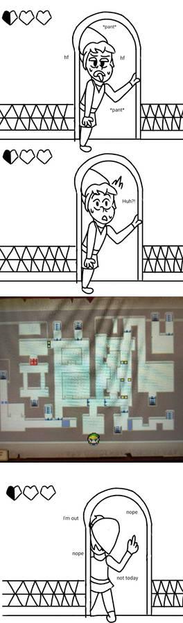 LoZ dungeons