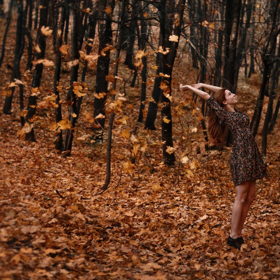 Hello, Autumn! #2 by umkaUlibaka