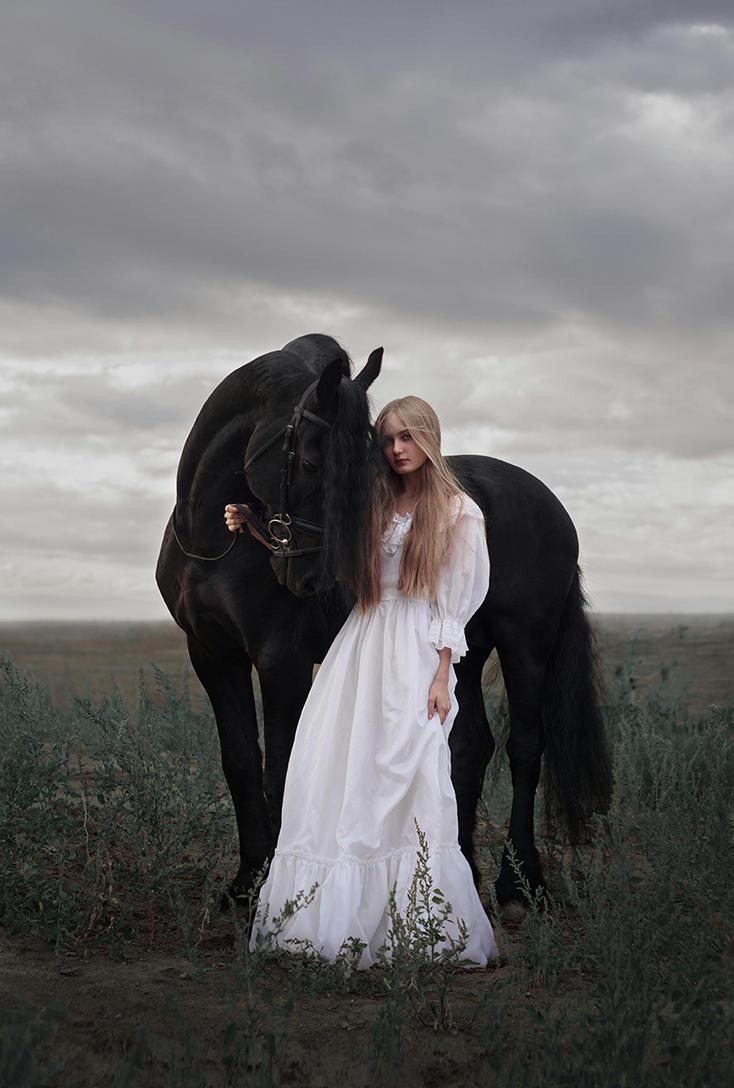 Horse by umkaUlibaka