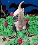 Clover Field Monster