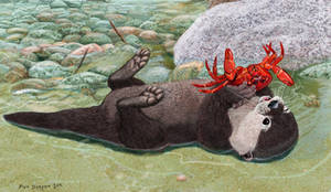 When Food Fights Back - Otter