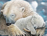 Warmest Place on Earth 2 Polar Bear Family