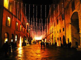 Perugia Corso Vannucci by RudeBad