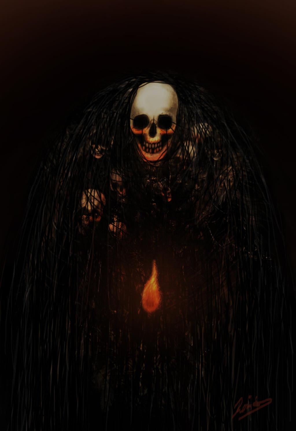 dark souls nito artwork - photo #8