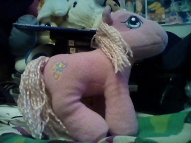 My Little Pony G3 Pinkie Pie Plush by AgentJeiceMIB24