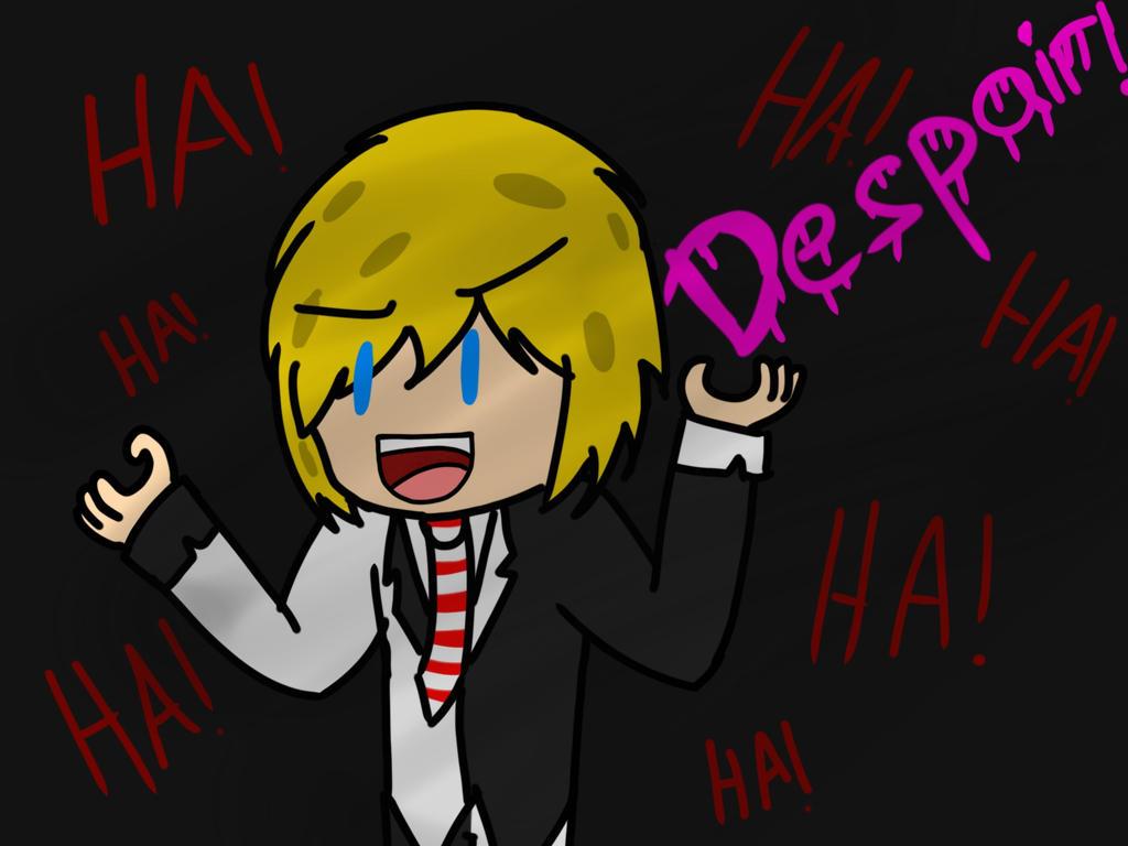Inanimate Insanity DESPAIR!!!!! by JumpyJumpycat on DeviantArt Inanimate Insanity Eyes