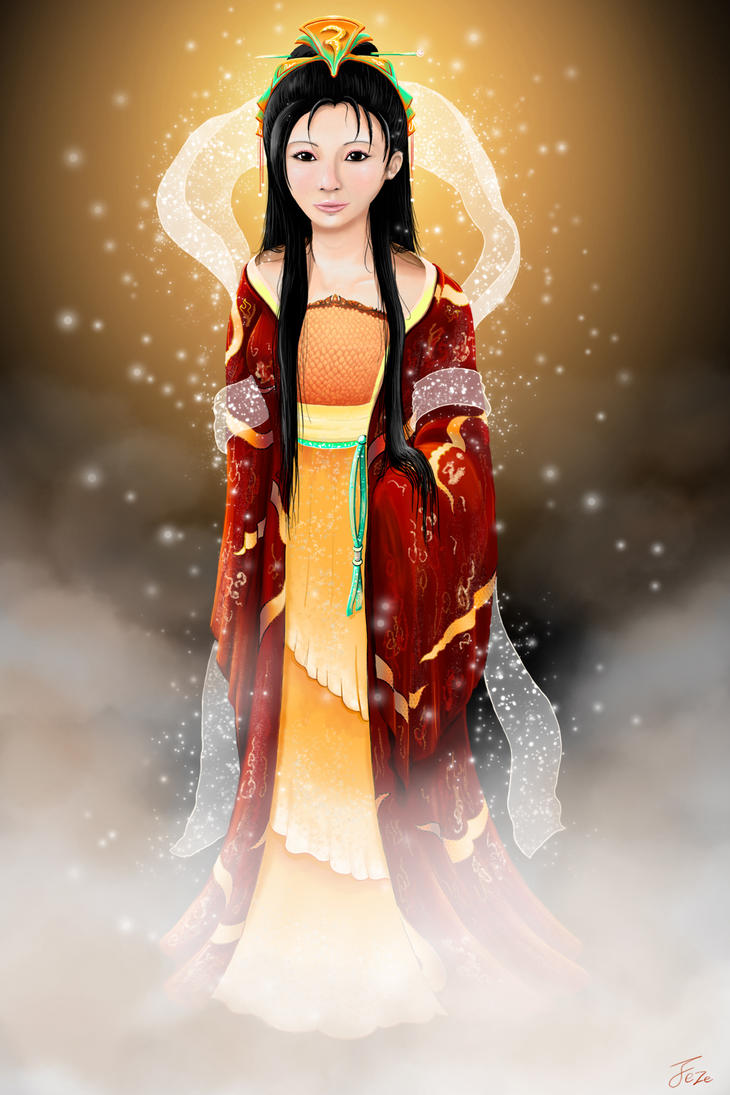 an introduction to nu wa myth chinese myth and legends The secret of the ankh is a pathway into the mystery systems  the chinese worshiped pan ku,  here is the legends of the nommo,.