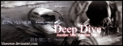 Deep dive kingdom hearts by bluezexe on deviantart - Kingdom hearts deep dive ...