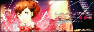 Persona 3 Signature - Female