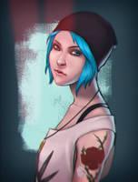 Life is strange Chloe by KuroRime