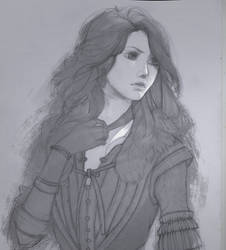 The Witcher Yennefer