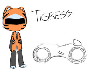 Tigress -- Radical Racer Submission