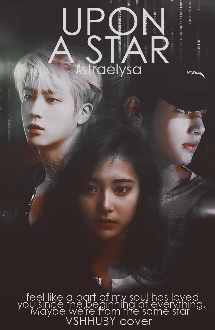 Upon A Time [BTS V and Jin ft Tzuyu] Wattpad Cover by