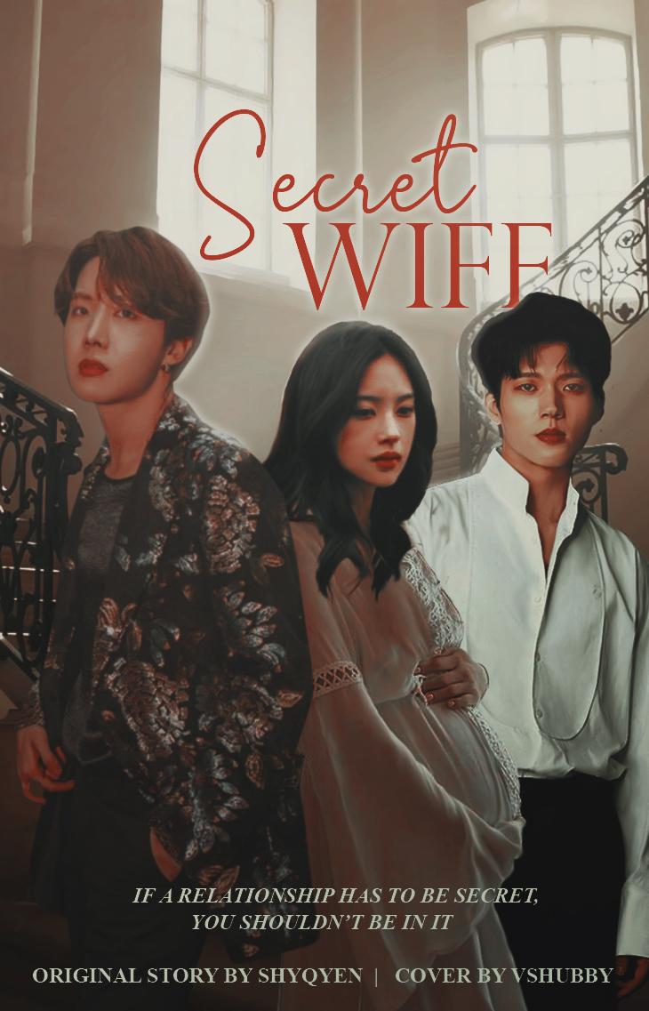 Secret Wife [ Wattpad Cover ]
