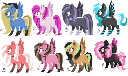 [closed] more MLP adopts by DM-adopts