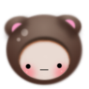 Bitty Bear Brody PNG by AcaciaBieber