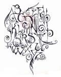 Alphabet Doodle