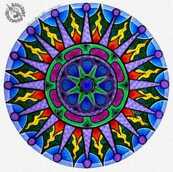 Monday Mandala