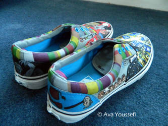 Doctor Who Shoes (6) by MiasmaMelody