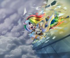 Breaking Free by Helmie-D